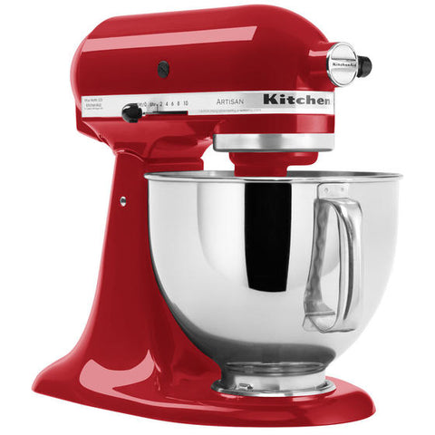 Kitchenaid Stand Mixer 5qt Red Artisan