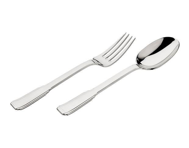 Ricci Art Deco 2-Piece Serving Set