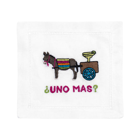 Uno Mas? Cocktail Napkin Set
