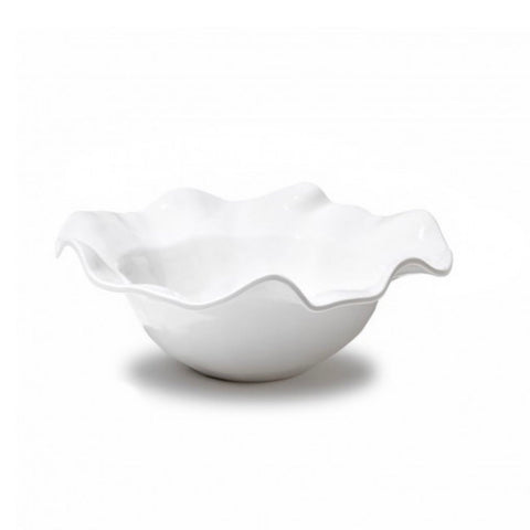 Beatriz Ball VIDA Havana Large White Bowl