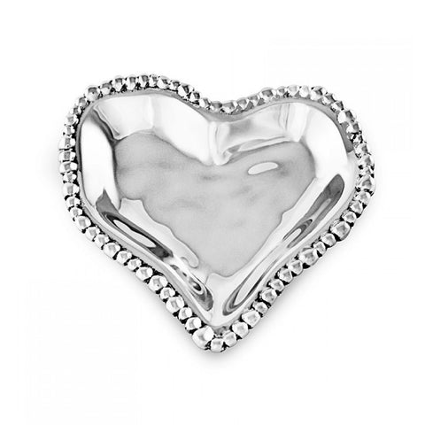 Beatriz Ball Organic Pearl Heart
