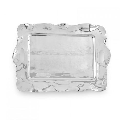 Beatriz Ball Vento Rebecca Large Rectangular Tray with Handles