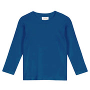 Boy's Long Sleeve Tee - Navy
