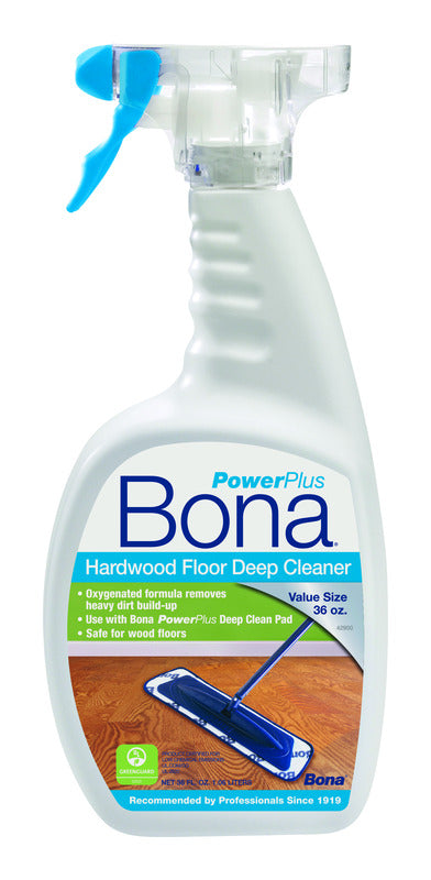 Bona PowerPlus No Scent Floor Cleaner Liquid - 36 oz.