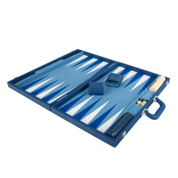Backgammon Set - Onyx Blue