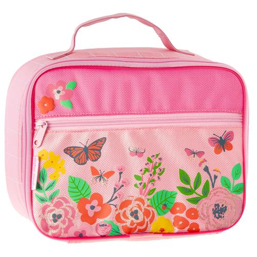 Classic Lunchbox-Butterfly Flora