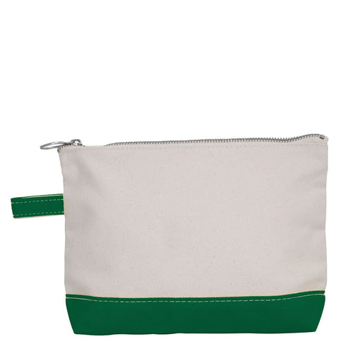 Makeup Bag - Emerald