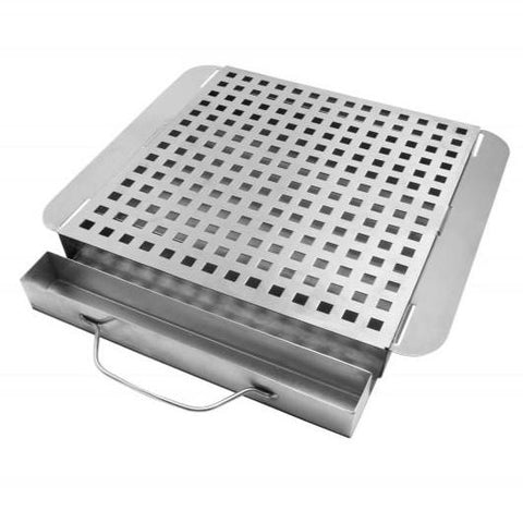 Charcoal CompanionMoistly Grilled Smoking Platform
