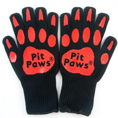 Charcoal Companion Pit Paws Bbq Gloves
