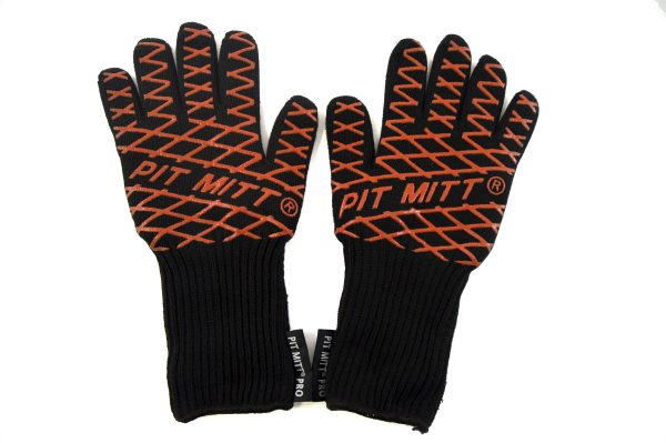 Charcoal Companion Pit Mitt Pro BBQ Gloves