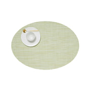 Chilewich Mini Basketweave Placemat - Oval