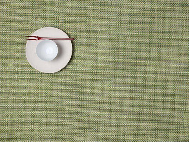 Chilewich Mini Basketweave Placemat - Rectangle
