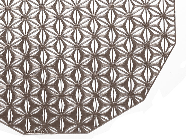 Chilewich Kaleidoscope Placemat - Round