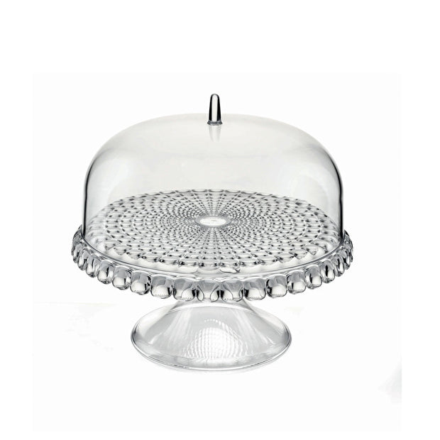 Cake Stand with Small Dome