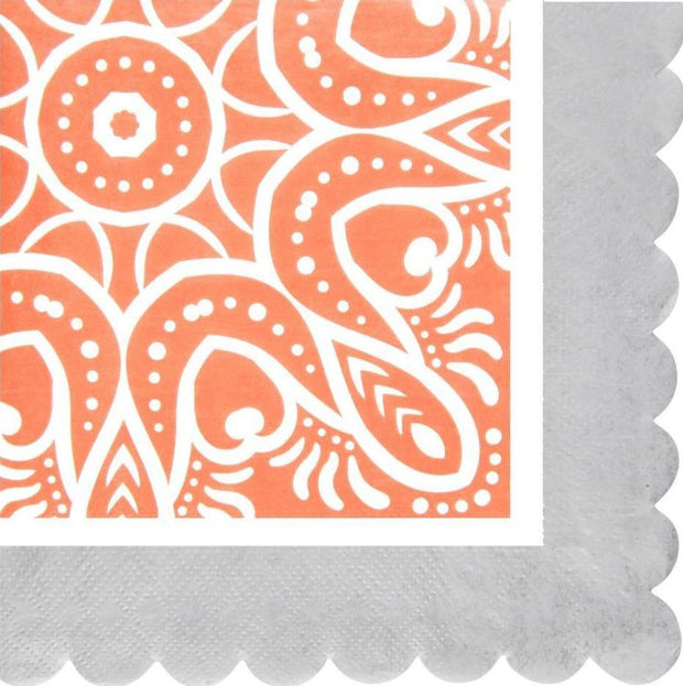Citrus Lunch Napkins