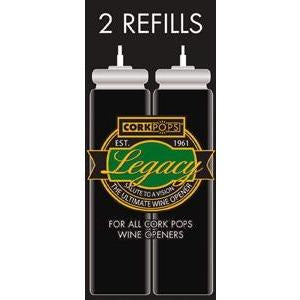 Cork Pops Refills - 2 Pack