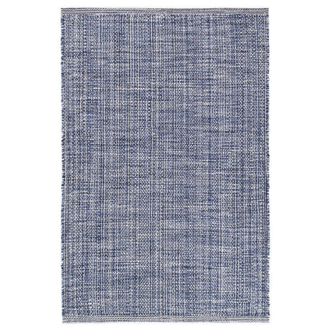 Dash & Albert Fusion Blue Indoor/Outdoor Rug 2x3