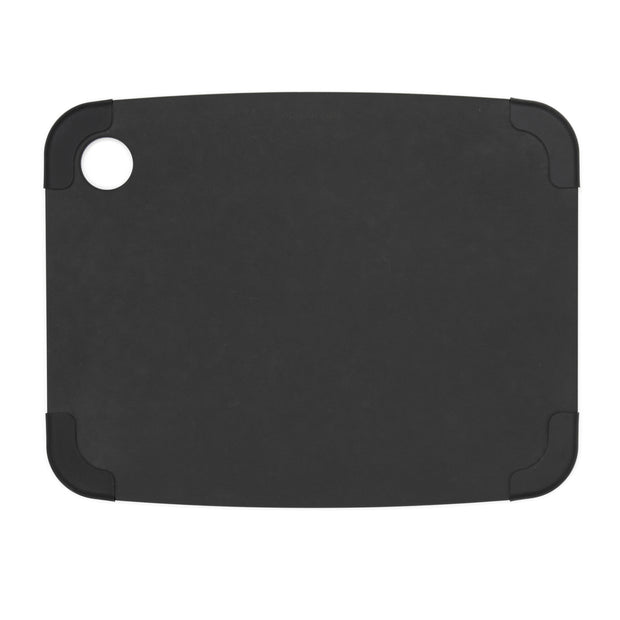 Epicurean Nonslip Series Cutting Board - 11.5 x 9 Slate/Black Corner