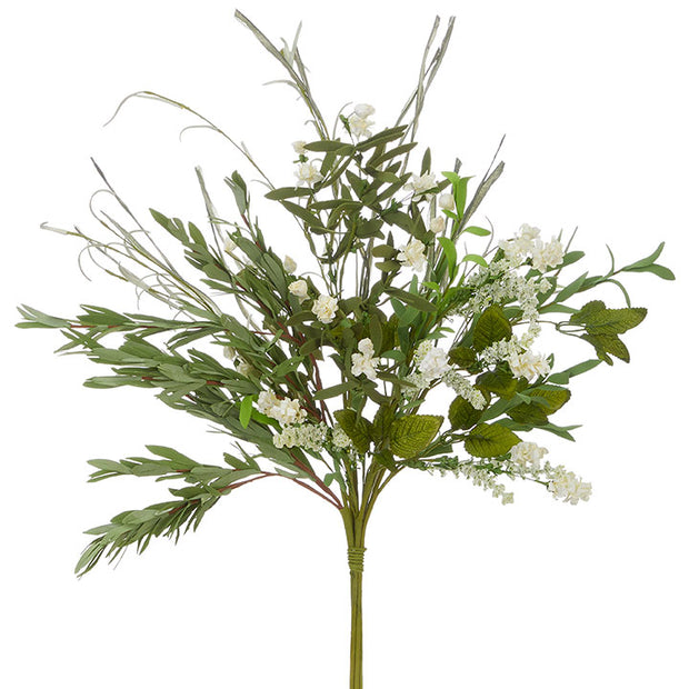 Mixed Herb and Floral Bouquet