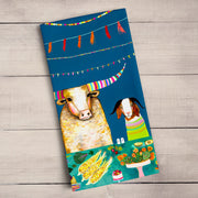 Corn Muffins Tea Towel