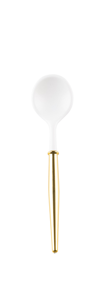 Gold Bella 20pc Cocktail Spoons
