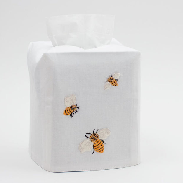 Tissue Box Cover - Bees