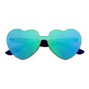 Sunnylife Heart Sunnies Midnight Irridescent