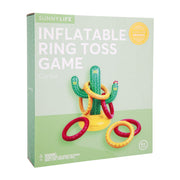 Sunnylife Inflatable Ring Toss Game Cactus