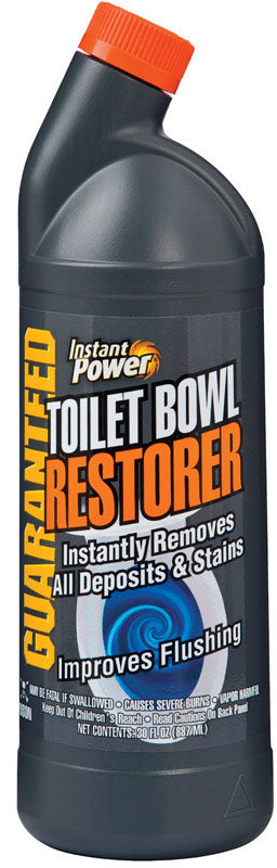 Instant Power Toilet Bowl Restorer Liquid - 30 oz