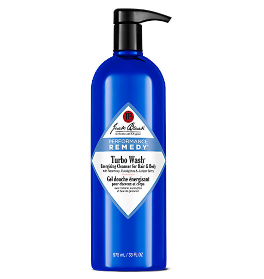 Turbo Wash Energizing Cleanser