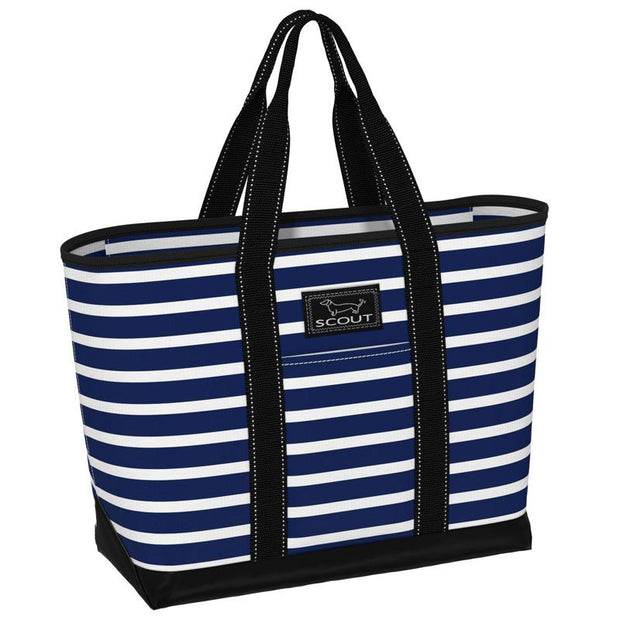 La Bumba Tote Bag Nantucket Navy