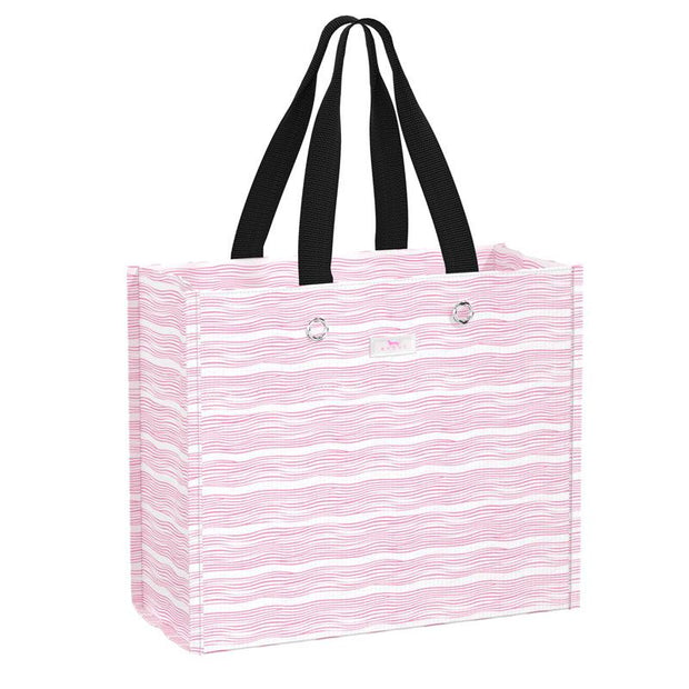 Large Packet Gift Bag Wavy Love