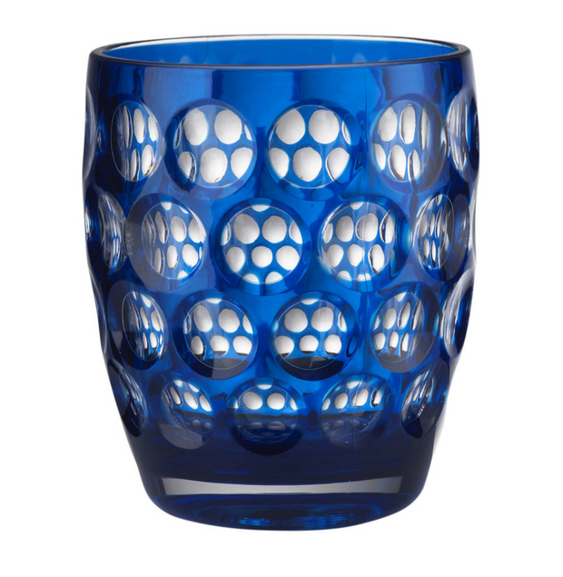 Lente Acrylic Tumbler - Royal Blue