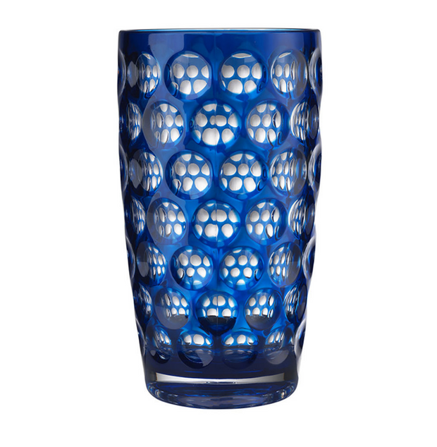 Lente Highball Acrylic Tumbler - Royal Blue