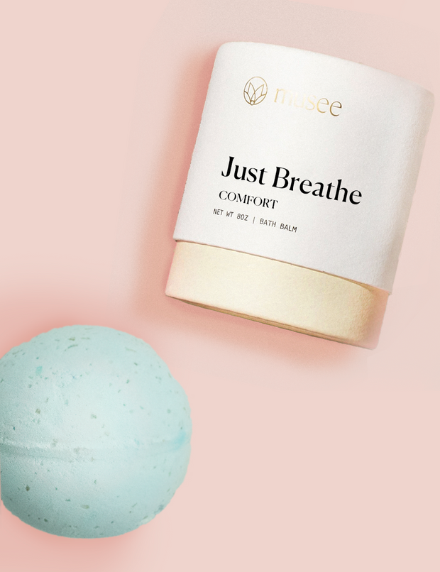 Musee Bath Balm - Just Breathe