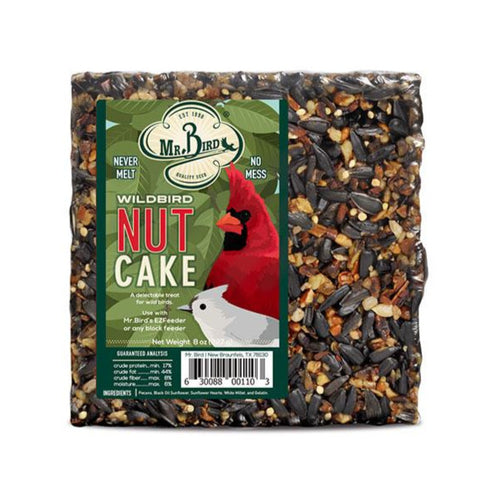 Mr. Bird Nut Cake – Small