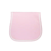 Pink Bubble Baby Burp Cloth