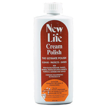 New Life Cream Polish