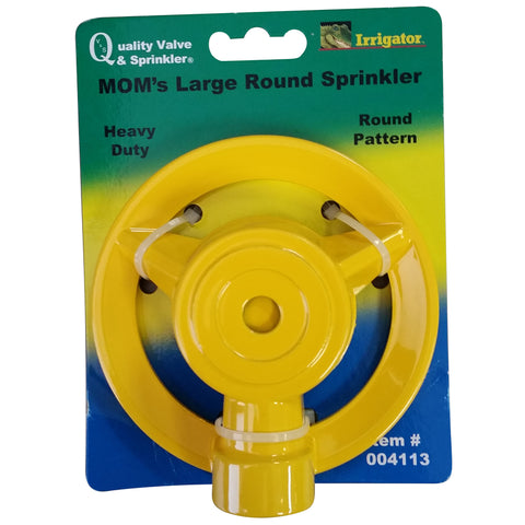 Naan Metal Ring Base Spot Sprinkler - 700 sq ft