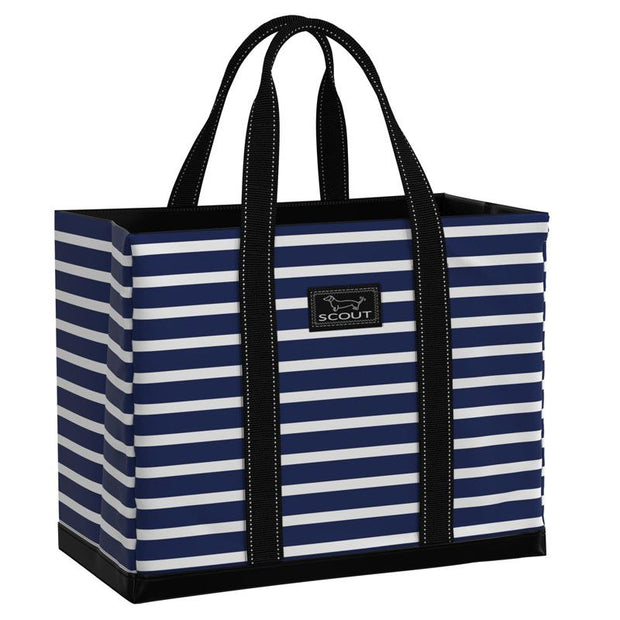 Original Deano Tote Bag Nantucket Navy