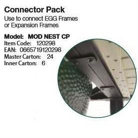 BGE Connector Pack for Modular Nest System
