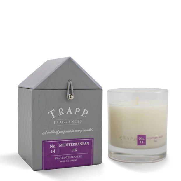 Trapp Candle No 14 Mediterranean Fig