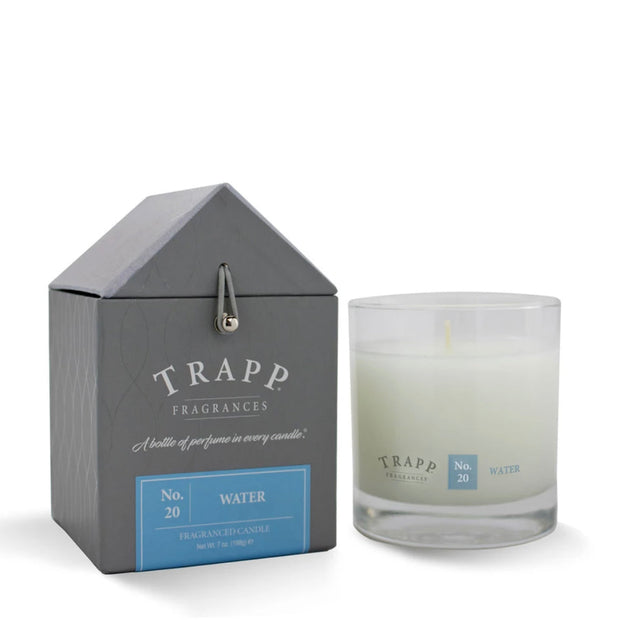 Trapp Candle No 20 Water