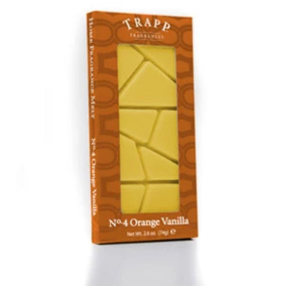 Trapp No. 4 Orange Vanilla Melts