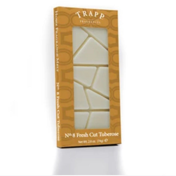 Trapp No. 8 Fresh Cut Tuberose Melts
