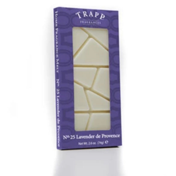 Trapp No. 25 Lavender Melts