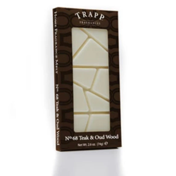 Trapp No. 68 Teak and Oud Wood Melts