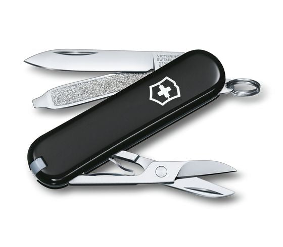 Classic SD Pocket Knife - Black