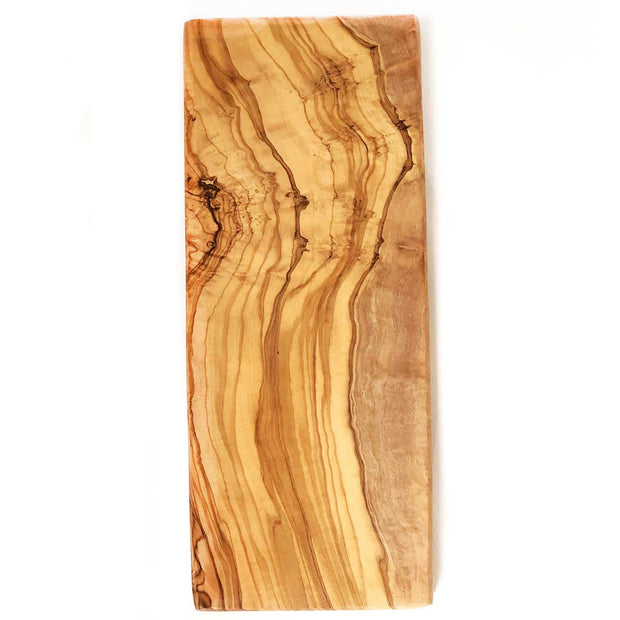 Olive Wood Rectangle Board - 12 in