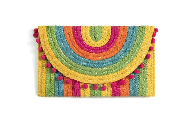 Shiraleah Fiesta Clutch - Multi
